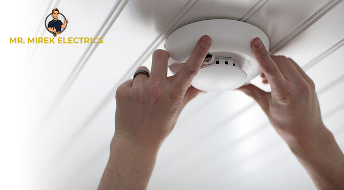 Planning a Smoke Alarm Installation? Check Out How They Work