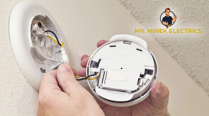 How to Maintain Smoke Alarms in Your Property After Installation?